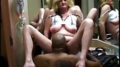 Amateur busty housewife fuck black cock