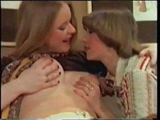 Vintage lesbian - Danish vintage lesbian threesome