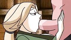 Taunade blowjob (hentai)