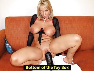 Grannies bottom Bottom of the toy box
