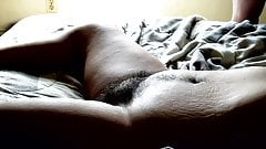Relaxed, Anticipating & Ready for His Cock