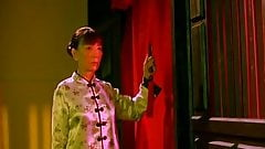 Scenes in Vietnamese movie - The White Silk Dress