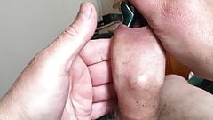 Foreskin 4 of 8 - pliers and balls #1