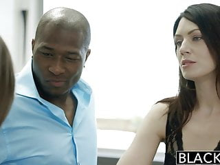 Pussy blacks Blacked my girlfriends hot sister cassidy klein loves bbc