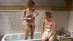 Shower Scene Movies. Stefania Casini washes her hairy bush