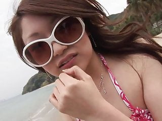 Skinny dipping sex stories Sweet japanese brunette goes skinny dipping at the beach