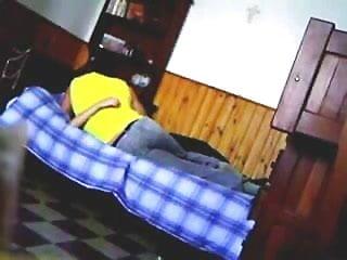 Video hidden sex - Blue socks honey hidden sex tape