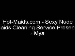 Nude teen maid - Sexy nude maids