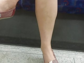 Nude girls on tube 8 Upskirt on tube