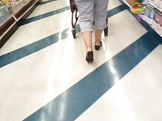 Ankle sexy Granny fetish sexy feet ankles