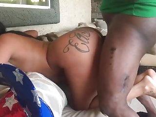Barrel racing girl boobs - Mixed race girl gets pipe