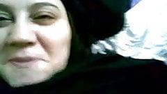 Arab lady Fucking