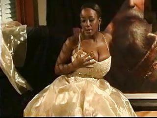 Bride big boobs - Sierra the bride is waiting