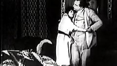 Filthy Brunette Babe Being Fucked (1920s Vintage)