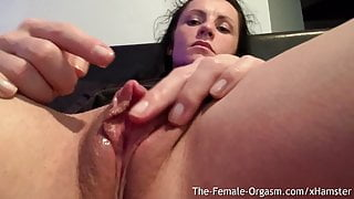 MILFs Giant Clit Big Lips Wet Pussy and Pulsating Orgasms