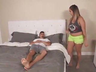 Sexual cravings She craves roommates attention