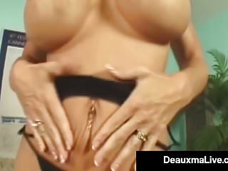 Ass banging matures Texas cougar deauxma gets her tight ass banged by hard cock