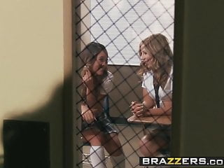 Katsuni pink porn - Brazzers - hot and mean - chastity lynn katsuni and kristina