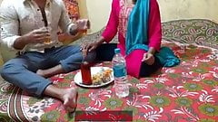 Indian sex with daru party part 1