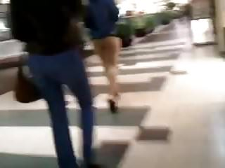 Sexy street teen Sexy street ass walking 10