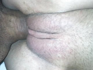 My tight shaven pussy close up Coming inside my ex wife close up.