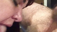 I love licking his asshole when he gets home dirty and sweaty