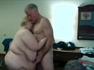Slap tit movies Saggy huge titties getting slapped my cock while standing