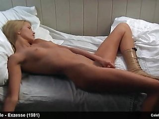 Jane Birkin  nackt