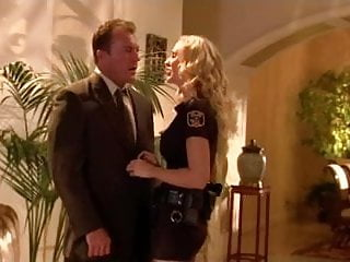 Hot police women getting fucked - Juila an, busty police woman gets fucked