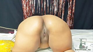 Hajer-Star fucking From brother first night ass Arab audio