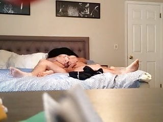 Stepmon sleeping with stepson free porn - Caught my mom sleeping with my best friend :