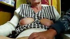 masturbatio clito vieille
