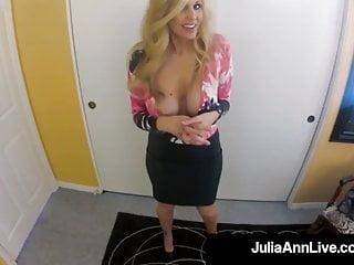 Sex milf hardcore Hidden cam sex milf julia ann gets pussy fucked on webcam