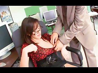 Jennifer stichen tits Busty jennifer fucked by old man