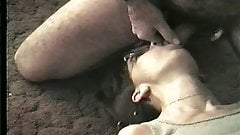 Cum-in-mouth orgasm