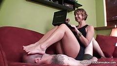 Foot stool 2