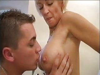 Mature lead astray porn Irina the milf massage leads to fucking