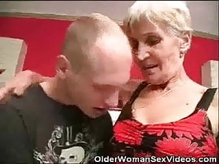 Older mature woman sex videos Dentures and blowjobs granny