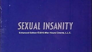 Sexual Insanity (1974) (Soft) - MKX