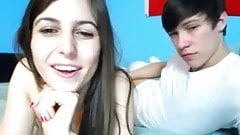 Sexy Young Sex Crazed Couple