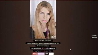 Porn game 'Hero Corruption'. Episode 'Helen'