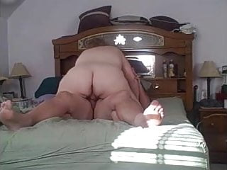 Free milf moves by croc - Bbw wife fucking me good again, moving that hairy ass