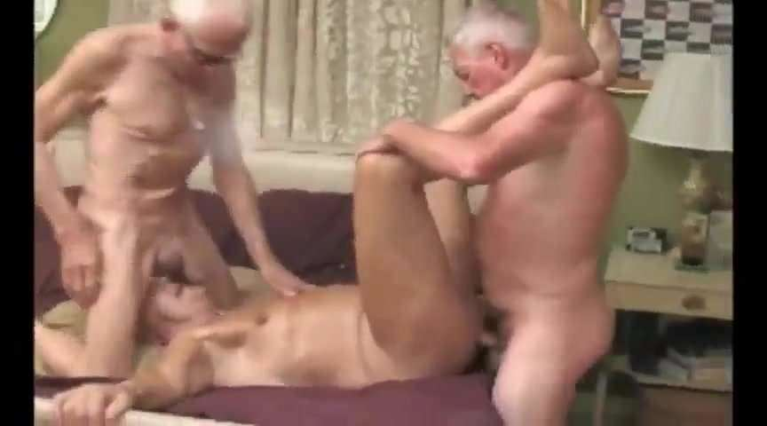 threesome Xxx porn men gay