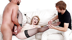 Wife Madison Lush Takes It up the Ass