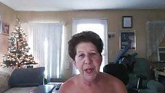 The Granny Masturbator