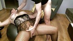 Handjob & Fingering till orgasm