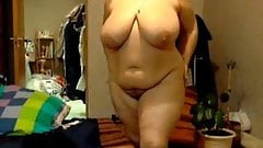 Mega boobs mature