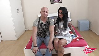 First user fuck for horny tattooed milf!!