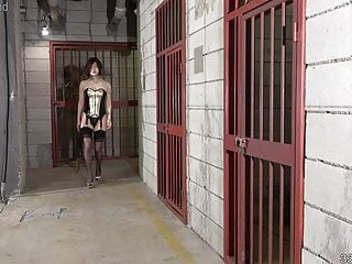 Lesbian butch prison warden Mldo-160 the beautiful prison wardens repeated discipline