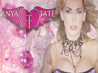 Online vintage clothing shopping - Tanya tate getting dressed into sexy clothes after shopping